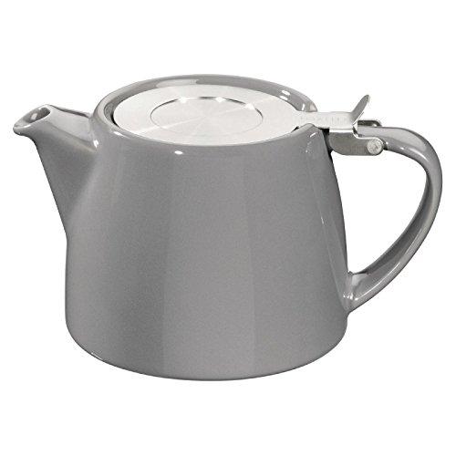 Forlife GL095 Stump Teapot, 510 mL, Grey