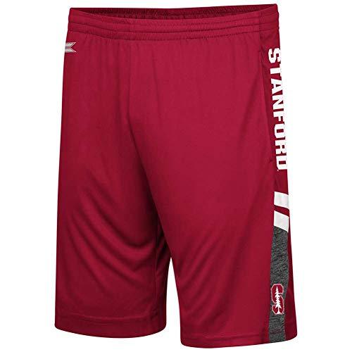 (Stanford Cardinal Colosseum Perfect Season Shorts - Men - M)