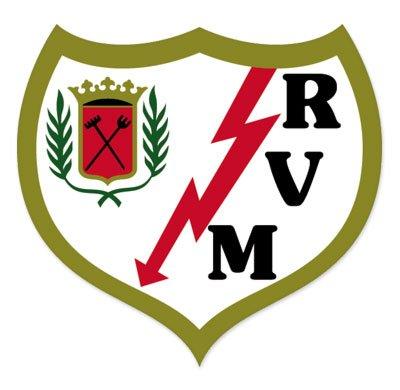 fan products of Rayo Vallecano Madrid - Spain Football Soccer Futbol - Car Sticker - 4