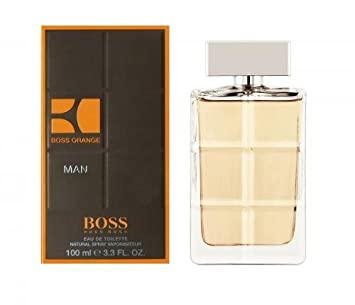 Hugo Boss Boss Orange Man Eau De Toilette Spray 100ml Amazoncouk