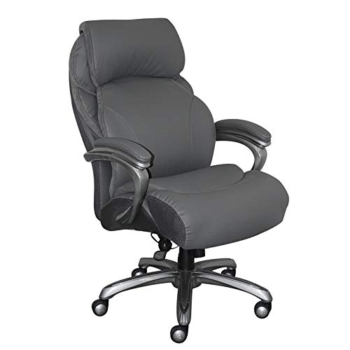 Serta Big and Tall Executive Office Chair with Smart Layers