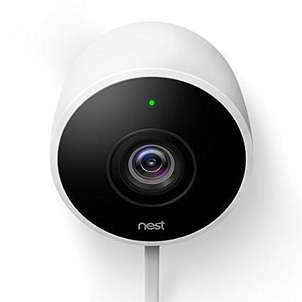 Nest Cam Outdoor Security Camera 2 Pack