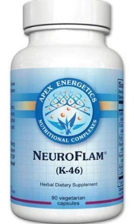 Apex Energetics - NeuroFlam (K-46) 90 Capsules by apex energetics (Image #1)