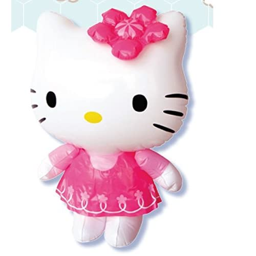 TAP BALL TAPBALL - HELLO KITTY - Gonflable - 46cm - Sous Licence CE