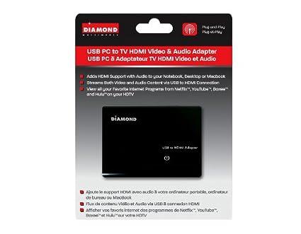 DIAMOND BVU1000 Display Adapter Windows Vista 64-BIT