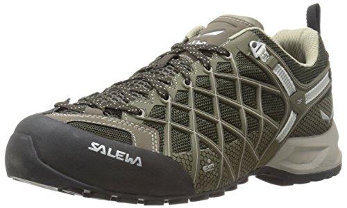 Salewa Uomini Ms A Macchia Dolio Sfogo Trekking- & Trekking Scarpe Nero (nero / Juta)