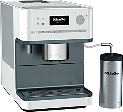 Miele CM6310 - White Coffee Machine, White