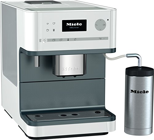 CM6310 - White Coffee Machine, White