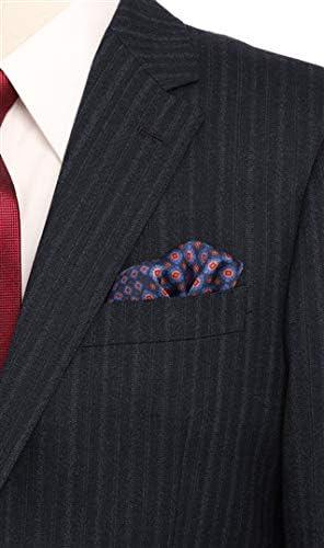 ポケットチーフ【シルク】 SAPRS204