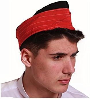 Fratelliditalia Cappello Cappellino bustina Cuoco pizzaiolo Ristorante Cameriere Cucina Sala