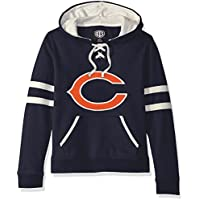 OTS NFL Adult Women's Grant Lace Up Pullover Hoodie