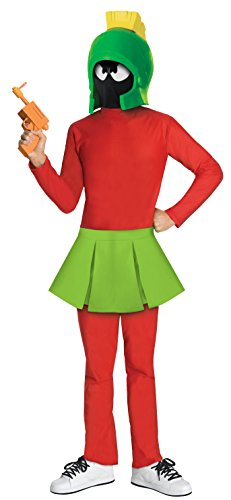Marvin The Martian Costumes Women - Rubie's Marvin The Martian Adult Costume,