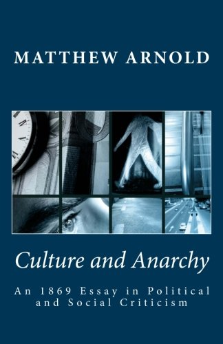 Image of Culture and Anarchy