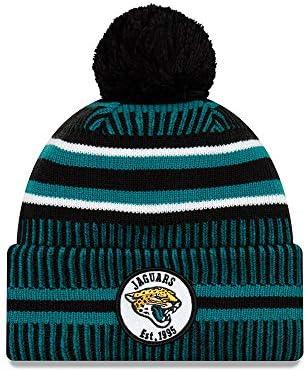 On Field Sport Knit Hm Beanie ~ Jacksonville Jaguars