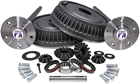 Rear Yukon Gear /& Axle YA G6364RACK Axle Kit