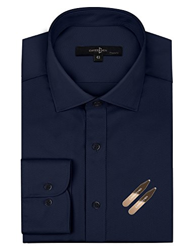 extra fitted dress shirt - 8