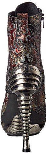 New Femme Bottes mag016 M s6 Motardes Rock aqOrzwa