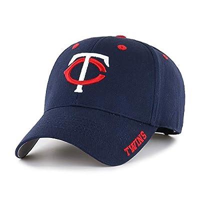 Fan Favorite MLB Minnesota Twins Frost Adjustable Hat