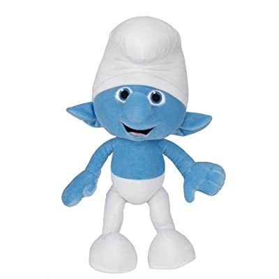 Smurfs Jumbo Plush Wave 1 Clumsy Jumbo Plush by Smurfs