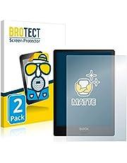 """BROTECT 2x Antireflecterende Beschermfolie compatibel met Onyx Boox Note (10.3"""") Anti-Glare Screen Protector, Mat, Ontspiegelend"""