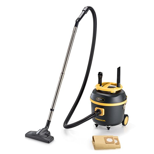 Heavy Duty Prolux Commercial Canister Vacuum with Industrial strength 50 foot cord