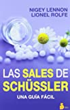 img - for Las sales de Schussler (Spanish Edition) book / textbook / text book