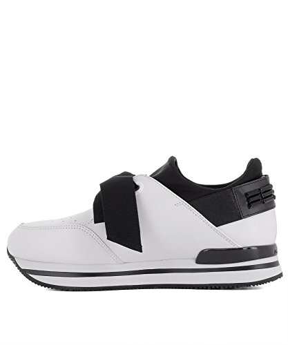 HXW2220K130I9I0001 Bianco Sneakers Donna Hogan Pelle YqI0wE