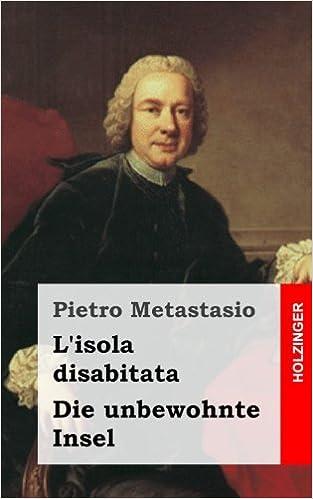 L'isola disabitata / Die unbewohnte Insel: Italienisch - Deutsch