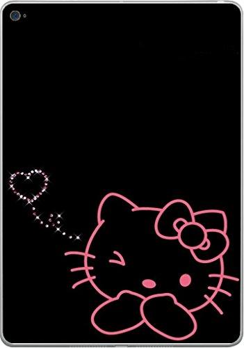 s Heart Design Print Image iPad Air 2 Vinyl Decal Sticker Skin by Trendy Accessories ()