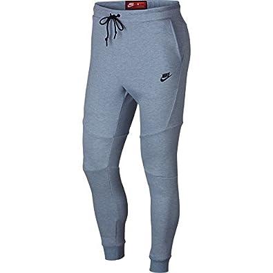 db587a10 Nike Mens Sportswear Tech Fleece Jogger Sweatpants Glacier  Grey/Heather/Black 805162-023 Size 2X-Large