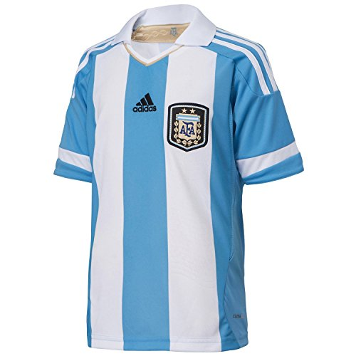 Argentina Home Youth Jersey Columbia Blue, Small