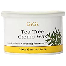 GIGI Tea Tree Creme Wax, 14 oz.