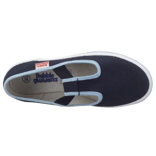 Beck 300 - Zapatillas de deporte de lino para niños Azul