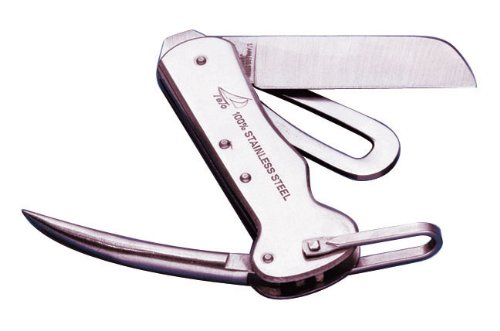 Davis Instruments Deluxe Rigging Knife