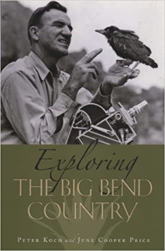 Descargar libro gratis amazonExploring the Big Bend Country (Literatura española) PDF by Peter Koch B00D8FWYXK