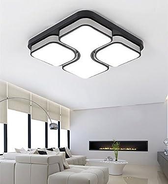 ETiME Design LED Deckenlampe Led Deckenleuchte Wohnzimmer Lampe ...