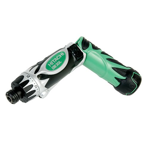 Hitachi DB3DL 3.6-Volt Lithium-Ion Cordless Screwdriver (Discontinued by Manufacturer)