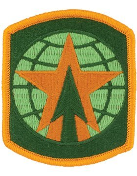 P-0016A-F, 16th Military Police (MP) Brigade, Full Color (A-1-665) PATCHES & TABS