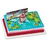 Monsters vs. Aliens Cake Toppers