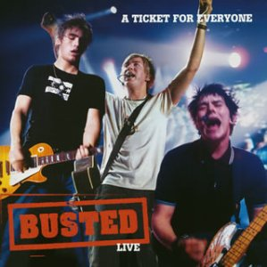 Live-a Ticket for Everyone (Mini Lp Sleeve)