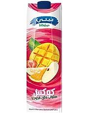 عصير تروبيكانا كوكتيل من بيتي، 1 لتر