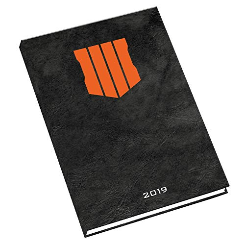 Call Of Duty A5 Official 2019 Diary - A5 Diary Format (Best Selling Call Of Duty 2019)