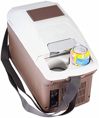 12V 9Lオートカー冷蔵庫|ミニトラベル冷蔵庫クーラーボックス多機能クーラーフリーザーウォーマー