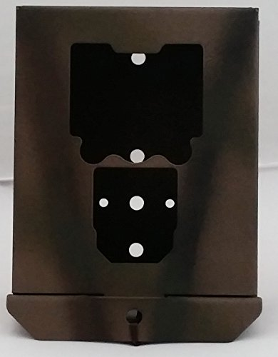 Camlockbox Security Box Compatible with Bushnell Essential E2 119836C Trail Camera