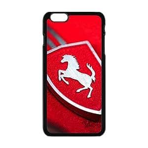 Cool-Benz Famous car logo Ferrari Phone case for iPhone 6 plus