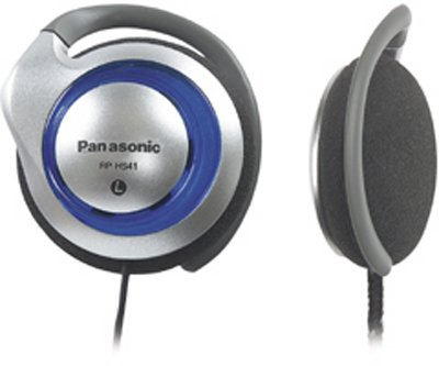 Blue Clip Headphones Ports Electronics