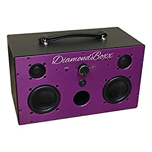 Amazon.com: DiamondBoxx Model M Wireless BlueTooth Speaker