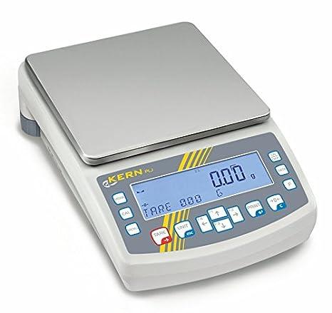 Balanza de precisión [Kern PLJ 3000-2CM] Seguridad de procesos gracias al ajuste