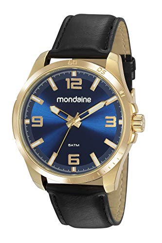 Relógio Analógico Mondaine, 53797GPMVDH1, Masculino
