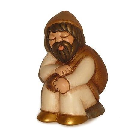 Presepe del Giubileo Viandante con fagotto Thyn